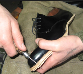 cipőjavítás
