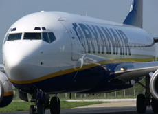 Ryanair légitársaság